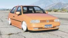 Volkswagen Gol Plus (G2) 1996〡abaixo〡d-on para GTA 5