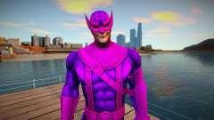 Marvel Future Fight - Hawkeye (Dark Avengers) para GTA San Andreas