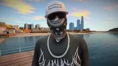 Skin from GTA Online V2 para GTA San Andreas