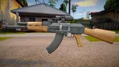 AK-47 Scoped