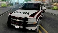 Chevrolet Tahoe 2001 Bosnian Livery Style para GTA San Andreas