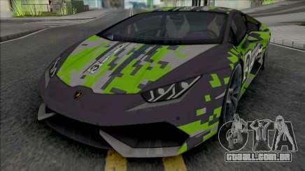 Lamborghini Huracan R3 Spec 2017 para GTA San Andreas