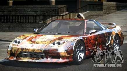 Honda NSX SP-R S8 para GTA 4