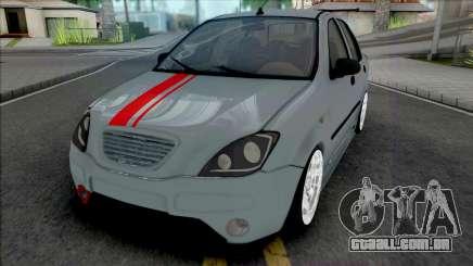 Saipa Tiba 2 Sport para GTA San Andreas