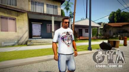 T-shirt logo DCO para GTA San Andreas