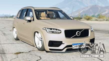 Volvo XC90 T8 R-Design 2016〡〡d-on para GTA 5