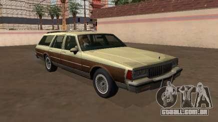Pontiac Safari 1979 Wood para GTA San Andreas