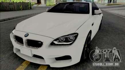 BMW M6 Cabriolet para GTA San Andreas