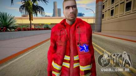 Pele de Hitna Pomoć para GTA San Andreas