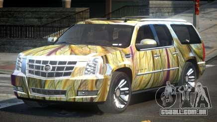 Cadillac Escalade US S7 para GTA 4