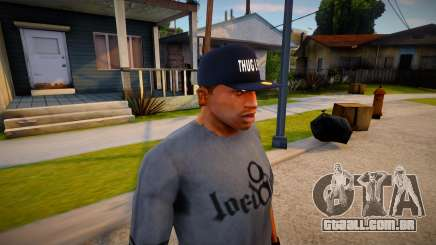 Cap Thug Life para GTA San Andreas