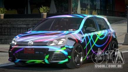 Volkswagen Golf US S6 para GTA 4
