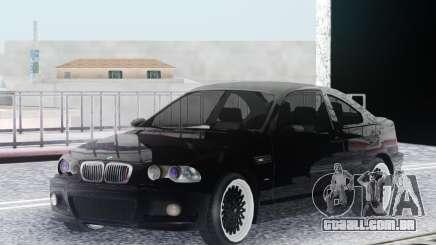 BMW M3 E46 LQ para GTA San Andreas