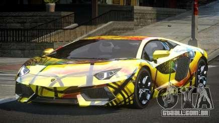 Lamborghini Aventador AN S6 para GTA 4
