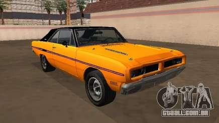 Dodge Charger Brasileiro 1976 para GTA San Andreas