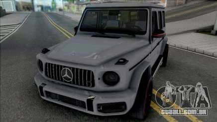 Mercedes-AMG G63 W646 Edition para GTA San Andreas