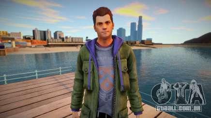 Peter Parker Spider-Man 2 para GTA San Andreas