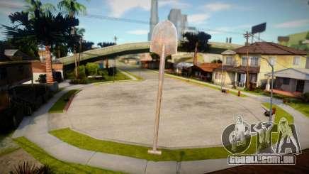 Shovel Resident Evil 5 para GTA San Andreas