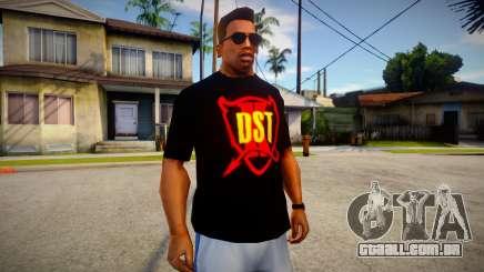 T-shirt KDST para GTA San Andreas