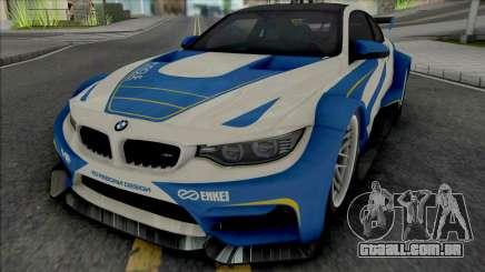 BMW M4 F82 (Razor) para GTA San Andreas