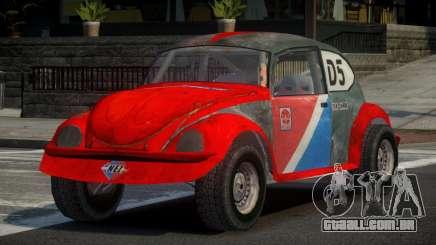 Volkswagen Beetle Prototype from FlatOut PJ4 para GTA 4