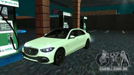 Mercedes-Benz S63 Long (W223) para GTA San Andreas