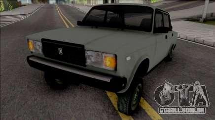 Estúdio Vaz 2107 Samiko para GTA San Andreas