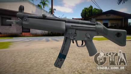 MP5A3 (COD MW2019) para GTA San Andreas