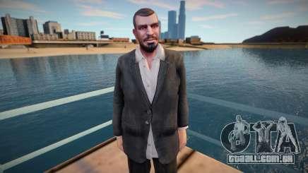 New mafboss para GTA San Andreas