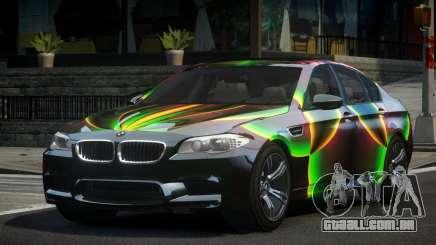 BMW M5 F10 PSI-R S8 para GTA 4