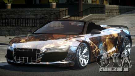 Audi R8 SP Roadster PJ8 para GTA 4