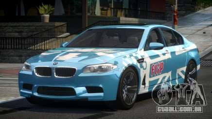 BMW M5 F10 PSI-R S5 para GTA 4