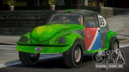 Volkswagen Beetle Prototype from FlatOut PJ3 para GTA 4