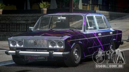 VAZ 2106 BS Drift S9 para GTA 4