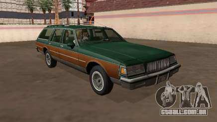Buick LeSabre Station Wagon 1988 Wood para GTA San Andreas