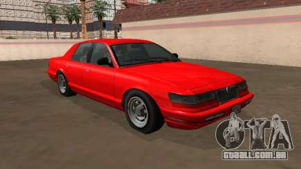 Mercury Grand Marquis 1994 para GTA San Andreas