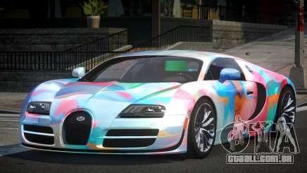Bugatti Veyron US S4 para GTA 4
