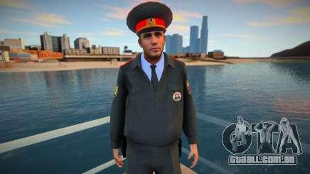 Funcionário da PPP v.2 para GTA San Andreas