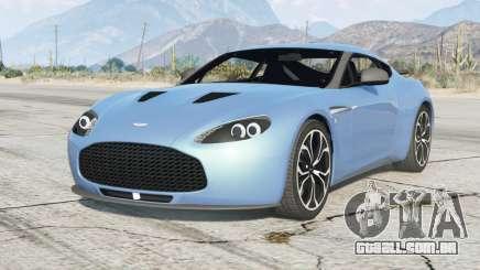 Aston Martin V12 Zagato 2012〡add-on para GTA 5