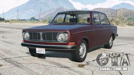 Volvo 144 1971 v1.1 para GTA 5