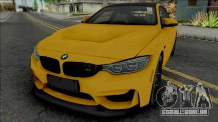 BMW M4 GTS [IVF] para GTA San Andreas