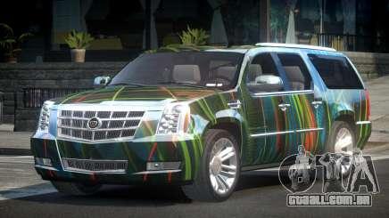 Cadillac Escalade US S4 para GTA 4
