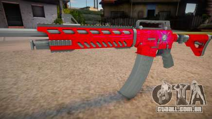 Derya MK-10 VR 102 para GTA San Andreas