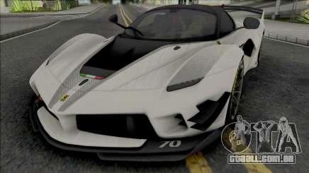 Ferrari FXX-K Evo para GTA San Andreas