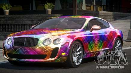 Bentley Continental U-Style L8 para GTA 4