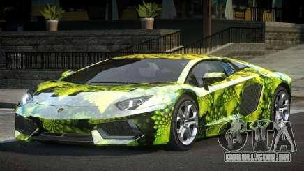 Lamborghini Aventador AN S10 para GTA 4
