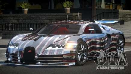 Bugatti Veyron GS-S L1 para GTA 4