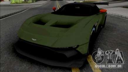 Aston Martin Vulcan [Fixed] para GTA San Andreas