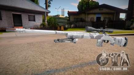 M24 (AA: Proving Grounds) v2 para GTA San Andreas