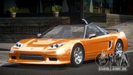 Honda NSX SP-R para GTA 4